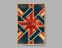 Book cover – Agent Zigzag