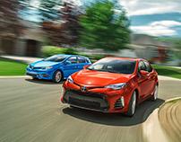 Toyota Corolla & Prius_Canada