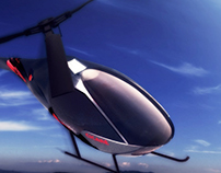 CICARE Helicopter - Helicopter Design Project