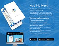 Map My Meet :- Case Study