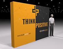DoublePositive Logo Design and Branding Collateral