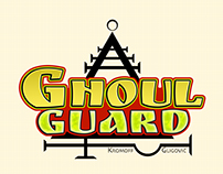 Ghoul Guard - The Comic