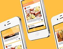 Eatr: A Foodie's App