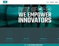 Innoleaps - Website