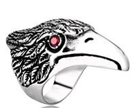 Modern men's Rings