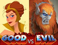 MOTU: Good vs Evil 2