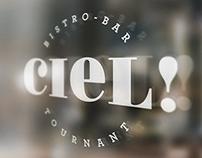CIEL! Bistro-bar - Image de marque