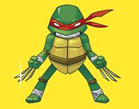 X Turtles