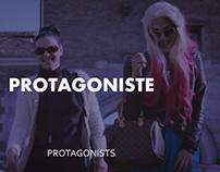 Protagoniste (short film)