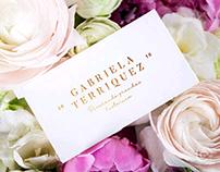 Gabriela Terriquez. Wedding planner