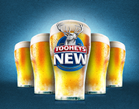 Tooheys NEW website