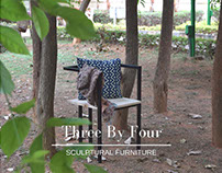 Three By Four - Sculptural Furniture