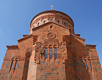St. Hovhannes Church | Abovyan, Armenia