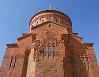 St. Hovhannes Church | Abovyan, Armenia