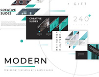 MODERN - PowerPoint Presentation Template