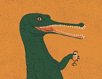 Crocodylia Craft Beer