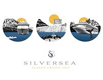SILVERSEA ALASKA CRUISE BRAND IDENTITY