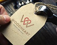 Woodheart Branding