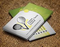 Tarjetas - Clases de Padel y Tenis