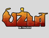 Vzla en Trazos Logodesign