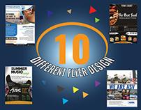 Flyer Design Pack