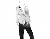 Miscellaneous Fashion Illustrations