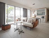 Apartment Interior Design | Mr. J home 歡快的社交氛圍 微醺的私人招待所