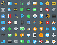 180+ Free Icons PSD