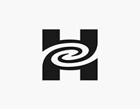 H Logo Design / Letter mark