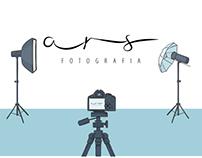 Ars Fotografia - Restyling Logo & Web Site