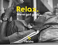 Fikisha Ltd - Social Media Artwork