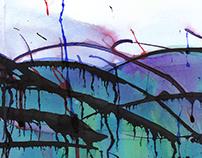 Mi planeta imaginario / El agua y la memoria de Hokusai