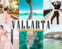 Free Vallarta Mobile & Desktop Lightroom Presets