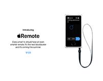 Apple Remote Concept