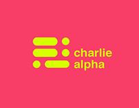 Charlie Alpha - Brand Identity