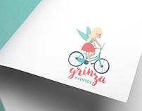 Branding & Web Design Grinza Eventos