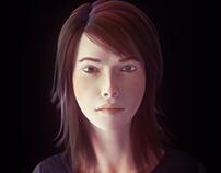 Character Adobe Fuse / Octane Render
