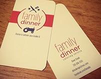 Family Dinner - Branding