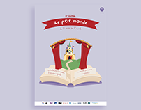 Le p'tit monde /// Poster concept