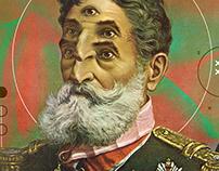 """Album cover: """"República do Caos"""" - Empire HC"""