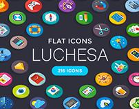 Luchesa Flat Icons