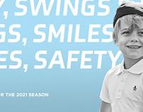 PGA Junior Golf Camp Ads
