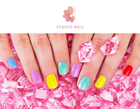 Studio Nail Advertising Kit