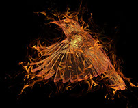 Photoshop Fire Effect
