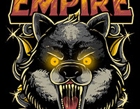 CROWN THE EMPIRE : BAND MERCHANDISE