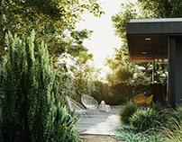 CGI: Garden