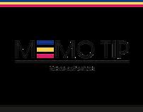 Memo tip: rediseño de marca y propuesta de campaña
