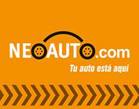 Campaña NeoAuto: Tu auto está aquí