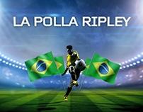 """Spot TV """"La Polla Ripley"""""""