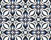 Flowers pattern III